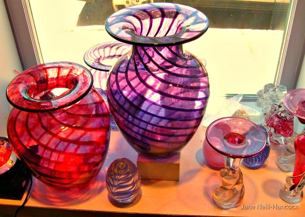 How Much Is That Vase In The Window? by Jane Neill-Hancock