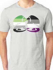 Aro Ace Pride Dragons Unisex T-Shirt