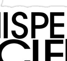 ShineE - Lucifer Sticker