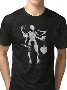 THE LITTLE WOMAN - TLW Series  •  No. 0101 Tri-blend T-Shirt