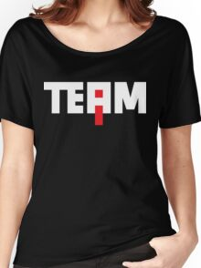 The I in team Women's Relaxed Fit T-Shirt