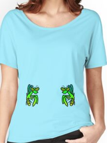 Busy Mantis Women's Relaxed Fit T-Shirt