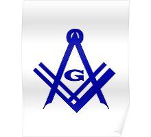 Freemason iPhone / Samsung Galaxy Case Poster
