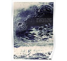Ripples and Wave Poster