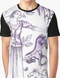 european painting and sculpture tangle Graphic T-Shirt