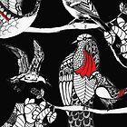 birds by teganmorley