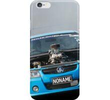 NONAME Asponats Burnout iPhone Case/Skin