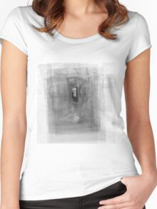 Pay Phone Women's Fitted Scoop T-Shirt