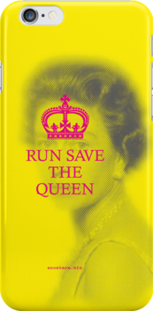 RUN SAVE THE QUEEN by eccetera