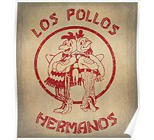 Los pollos hermanos Poster