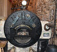 Lelant Tin Mine , Cornwall. by lynn carter