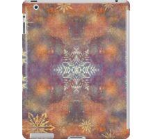 Snowflake Kaleidoscope iPad Case/Skin