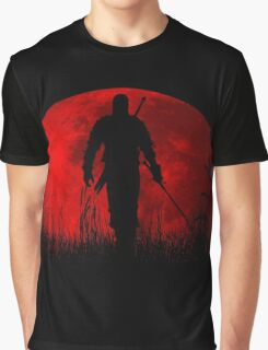Red moon v2 Graphic T-Shirt