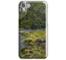 Lake Creek #334321 iPhone Case/Skin