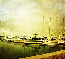 Dock of the Bay by Linda Lees