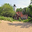 Presque Isle Lighthouse by Jack Ryan