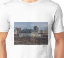 Supreme Court of Canada building Unisex T-Shirt