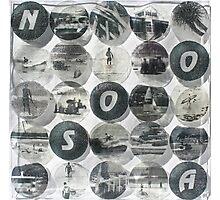 NOOSA - Acrylic Skins Photographic Print