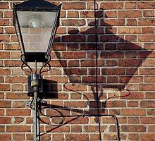 Street Light, Chester by KUJO-Photo
