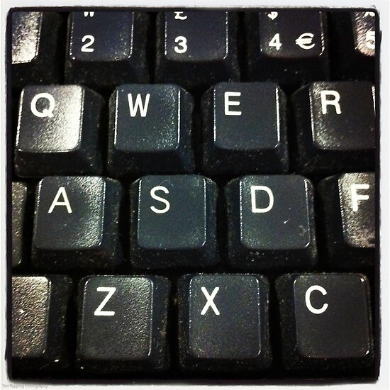 Qwerty by Tim Topping