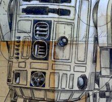 astromech droid Sticker
