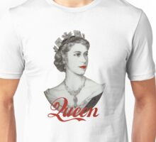 Queen of Diamonds Unisex T-Shirt