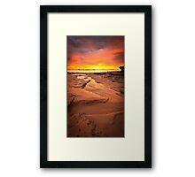 Broome, Western Australia Framed Print