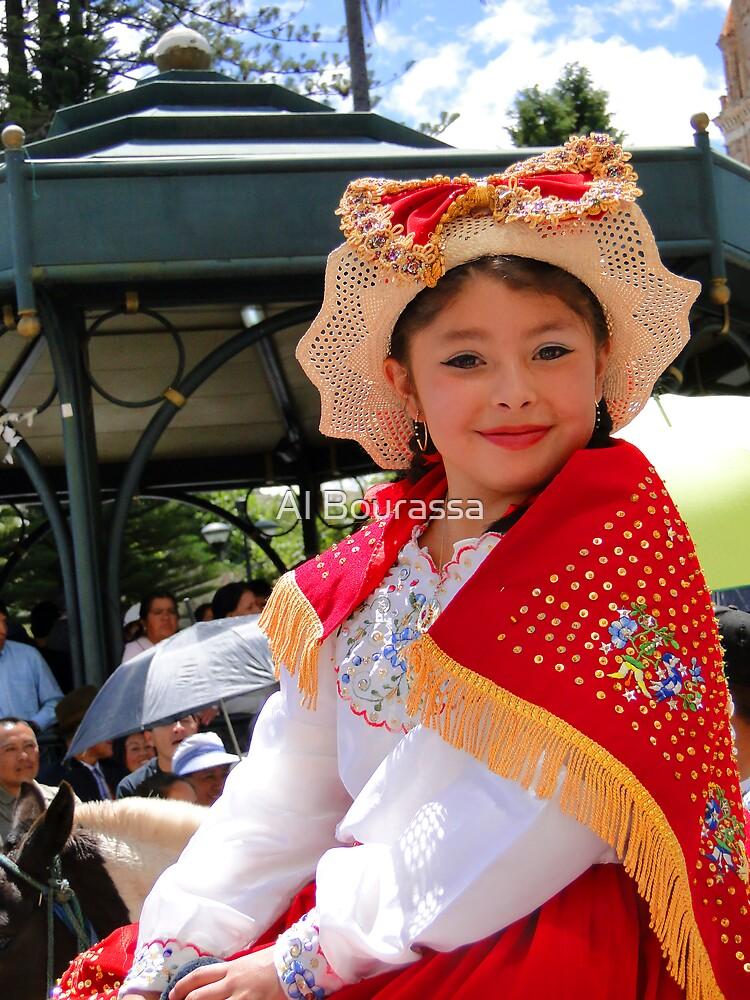 Cuenca Kids 110 by Al Bourassa