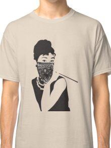 Gangster Audrey Hepburn | TSHIRT Classic T-Shirt