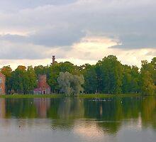 Peterhof Summer Garden by Jeffrey So