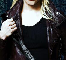 "Emma Swan Comic Poster ""The Dark One"" Sticker"