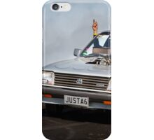 JUSTA6 Burnout iPhone Case/Skin