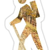 Hiker 3-Pack! Sticker