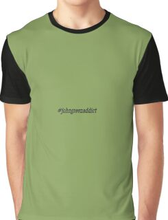 #johngreenaddict Graphic T-Shirt