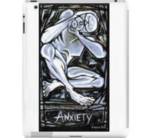 'Anxiety' iPad Case/Skin