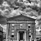 Maritime Museum B/W by anorth7