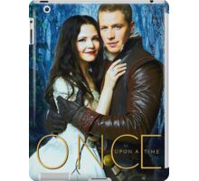 Snow and Charming Comic Poster Version 2 iPad Case/Skin
