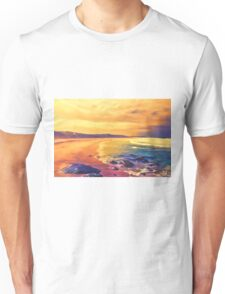 Sunset Beach Unisex T-Shirt