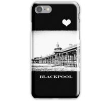 North Pier Blackpool iPhone Case/Skin