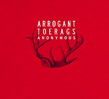 MARAUDERS | Arrogant Toerags Anonymous by Zimin H