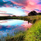 Kollodong Sunset by Matthew Jones
