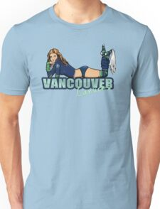 Vancouver Canucks Chickybabe T-Shirt
