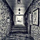 The Exit B/W by Adam Northam