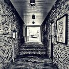 The Exit B/W by anorth7