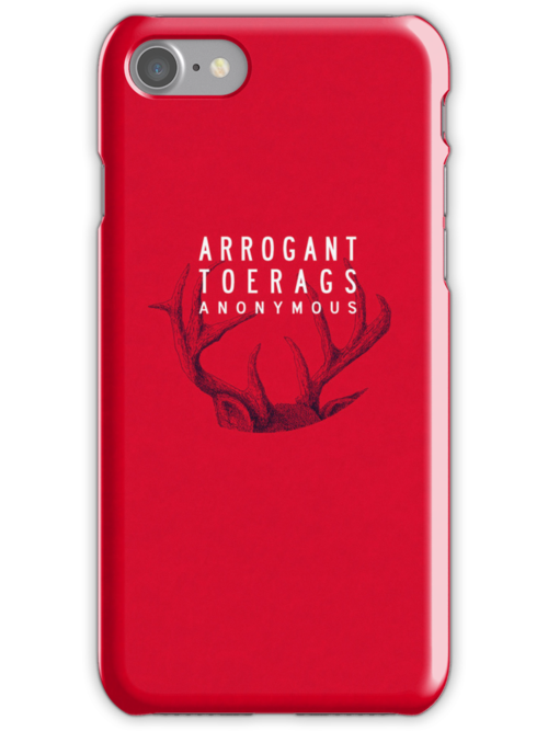 MARAUDERS   Arrogant Toerags Anonymous by rushmores