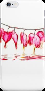Bleeding Hearts by inkedsandra