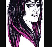 Punk Rachel by EmilyWhat