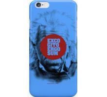 EXCOGITO ERGO SUM iPhone Case/Skin