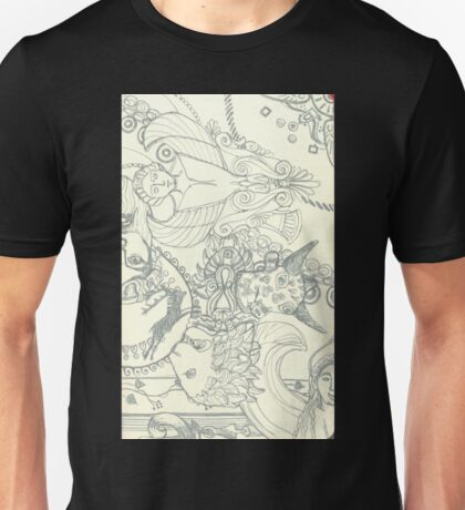tangle from the greek/ roman gallery Unisex T-Shirt