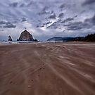 Haystack Rock by anorth7